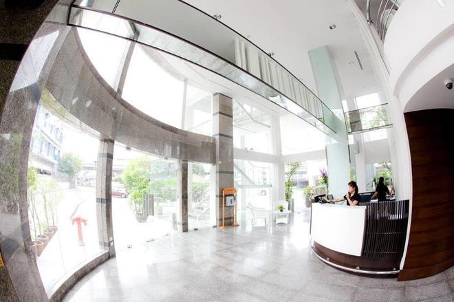曼谷莊酒店 - 曼谷 - 大廳