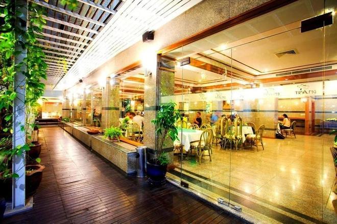 曼谷莊酒店 - 曼谷 - 餐廳