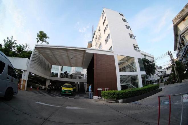 曼谷莊酒店 - 曼谷 - 建築