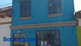 La Abuelita Hostal - San Cristóbal de las Casas - Edificio