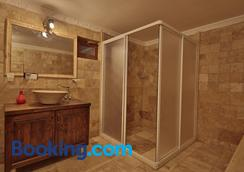 Goreme Valley Cave House - Göreme - Phòng tắm