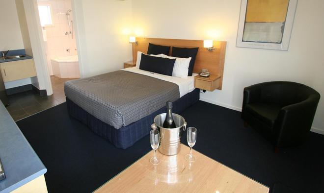 Hamilton Townhouse Motel - Hamilton - Bedroom