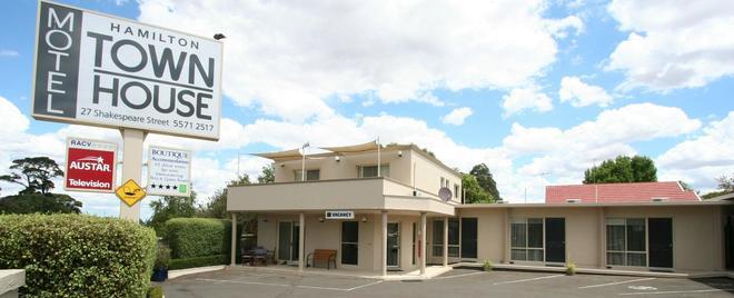 Hamilton Townhouse Motel - Hamilton - Building