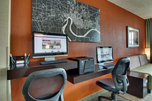 Drury Inn & Suites Evansville East - Evansville - Business centre