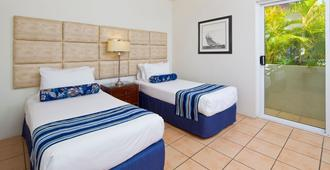 Coral Sea Marina Resort - Airlie Beach - Κρεβατοκάμαρα