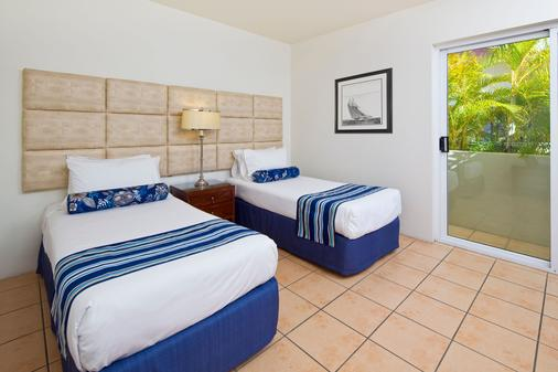 Coral Sea Marina Resort - Airlie Beach - Bedroom