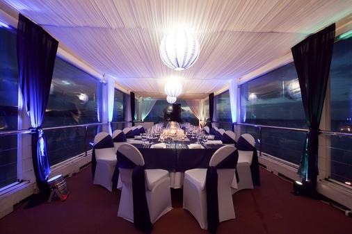 Coral Sea Marina Resort - Airlie Beach - Banquet hall