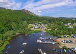Balmaha Lodges - Glasgow - Vista del exterior