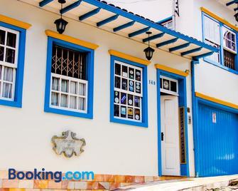 Pousada do Chafariz - Mariana - Building