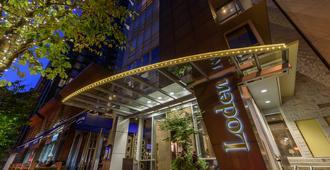 Loden Hotel - Vancouver - Gebäude