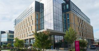 Crowne Plaza Newcastle - Stephenson Quarter - Newcastle upon Tyne - Bygning