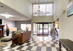 Comfort Inn Corsicana East - Corsicana - Lobby
