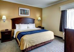 Comfort Inn Corsicana East - Corsicana - Bedroom