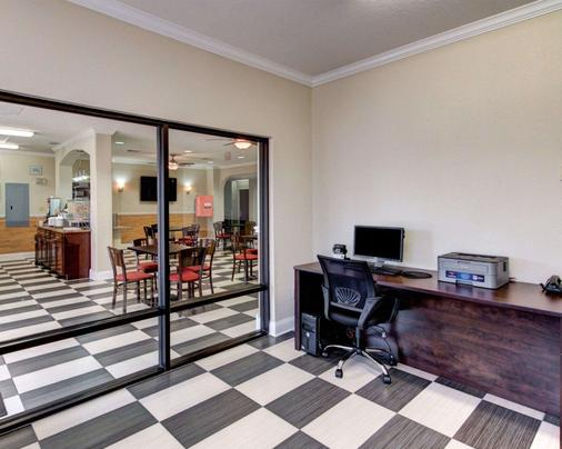 Comfort Inn Corsicana East - Corsicana - Business centre