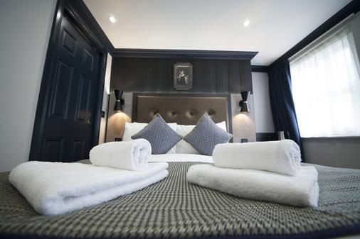 托比之家旅館 - 倫敦 - 臥室