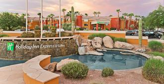 Holiday Inn Express Hotel & Suites Scottsdale - Old Town, An Ihg Hotel - סקוטסדייל - בריכה