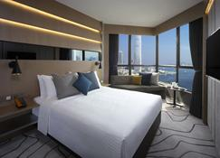 The Harbourview - Hongkong - Soveværelse