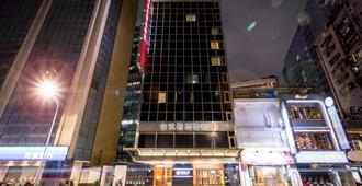 Hotel B - Ταϊπέι - Κτίριο