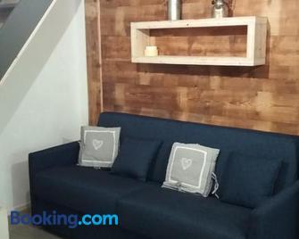 Gite rural les Combes - Thorens-Glières - Living room