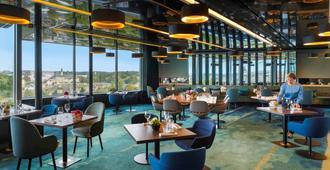 Sofitel Luxembourg Le Grand Ducal - לוקסמבורג סיטי - מסעדה