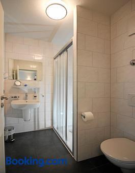 Hotel Axion - Weil am Rhein - Μπάνιο