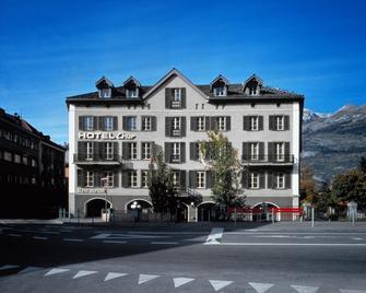Hotel Chur - Chur - Gebäude