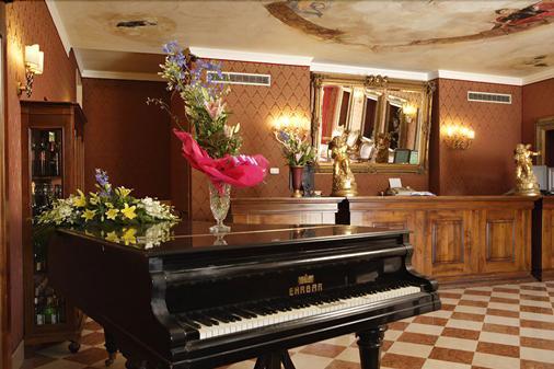 Venice Hotel Villa Dori - Venedig - Rezeption
