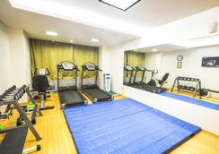 Hotel Hu Incheon Airport - Incheon - Gym