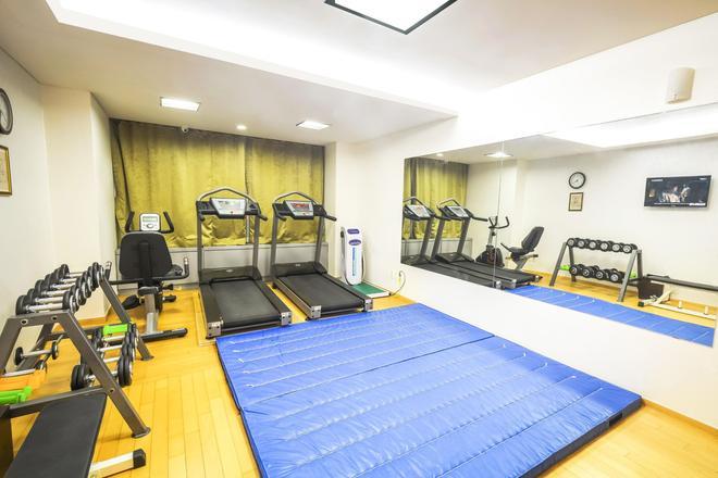 Hotel Hu Incheon Airport - Ιντσόν - Γυμναστήριο