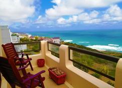 Dana Bay B & B Guest House - Mossel Bay - Balcony