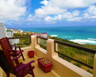 Dana Bay B & B Guest House - Mossel Bay - Balcony