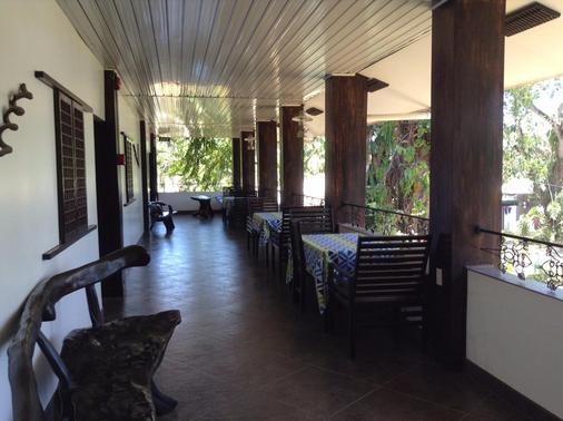 Balay Tuko Garden Inn - Puerto Princesa - Balcony