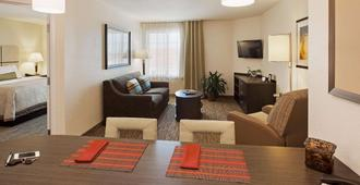 Sonesta Simply Suites Oklahoma City - Oklahoma City - Living room