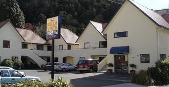 Bella Vista Motel Wellington - Ουέλλιγκτον - Κτίριο
