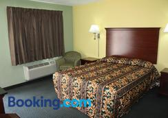 Deluxe Inn Fort Stockton - Fort Stockton - Bedroom