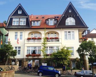 Kurvilla Fürstin Pauline - Bad Salzuflen - Building