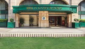 Hotel Plaza San Francisco - Santiago - Building