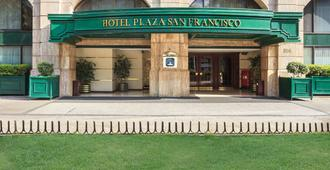 Hotel Plaza San Francisco - Santiago de Chile - Gebäude