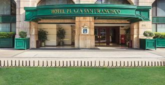 Hotel Plaza San Francisco - Santiago - Bangunan