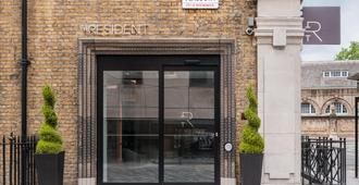 The Resident Victoria - London - Outdoors view