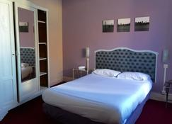 Hotel Villa du Parc - Nevers - Bedroom