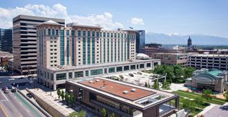 Salt Lake City Marriott City Center - Salt Lake City - Rakennus
