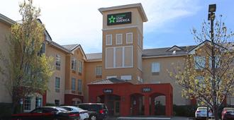 Extended Stay America- Kansas City - Overland Park - Metcalf - Overland Park - Building