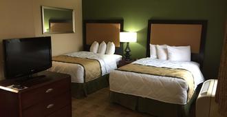 Extended Stay America Suites - Kansas City - Overland Park - Metcalf Ave - אוברלנד פארק - חדר שינה