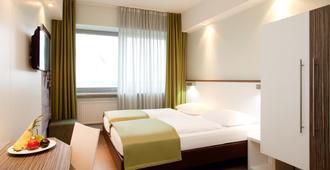 Hotel Sportforum - Rostock - Bedroom