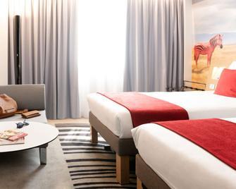 Novotel Lyon Gerland Musée des Confluences - Lyon - Bedroom