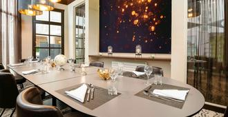 Novotel Lyon Gerland Musée des Confluences - Lyon - Dining room