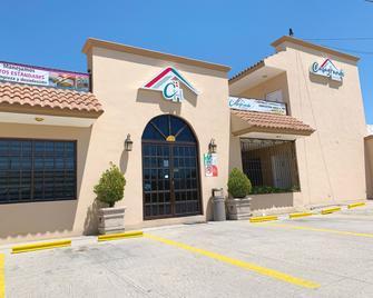 Casagrande Hotel - Monclova - Building