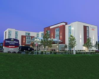 Springhill Suites Canton - North Canton - Building