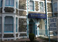 Tanes Hotel - Κάρντιφ - Κτίριο
